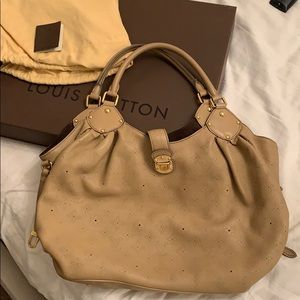 Louis Vuitton Mahina Handbag